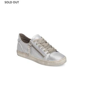 Silver Dolce Vita sneakers